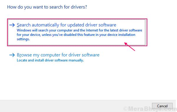 Stuurprogramma-update